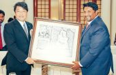 Japan's Indo-Pacific Defense Outreach Continues in Sri Lanka and India