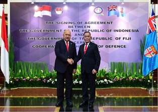What's Next for Indonesia-Fiji Military Ties?