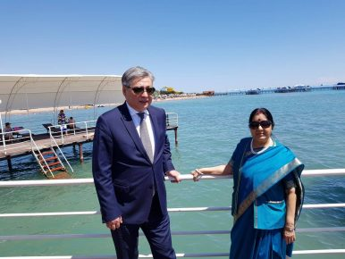 India's Soft Power at Play in Central Asia