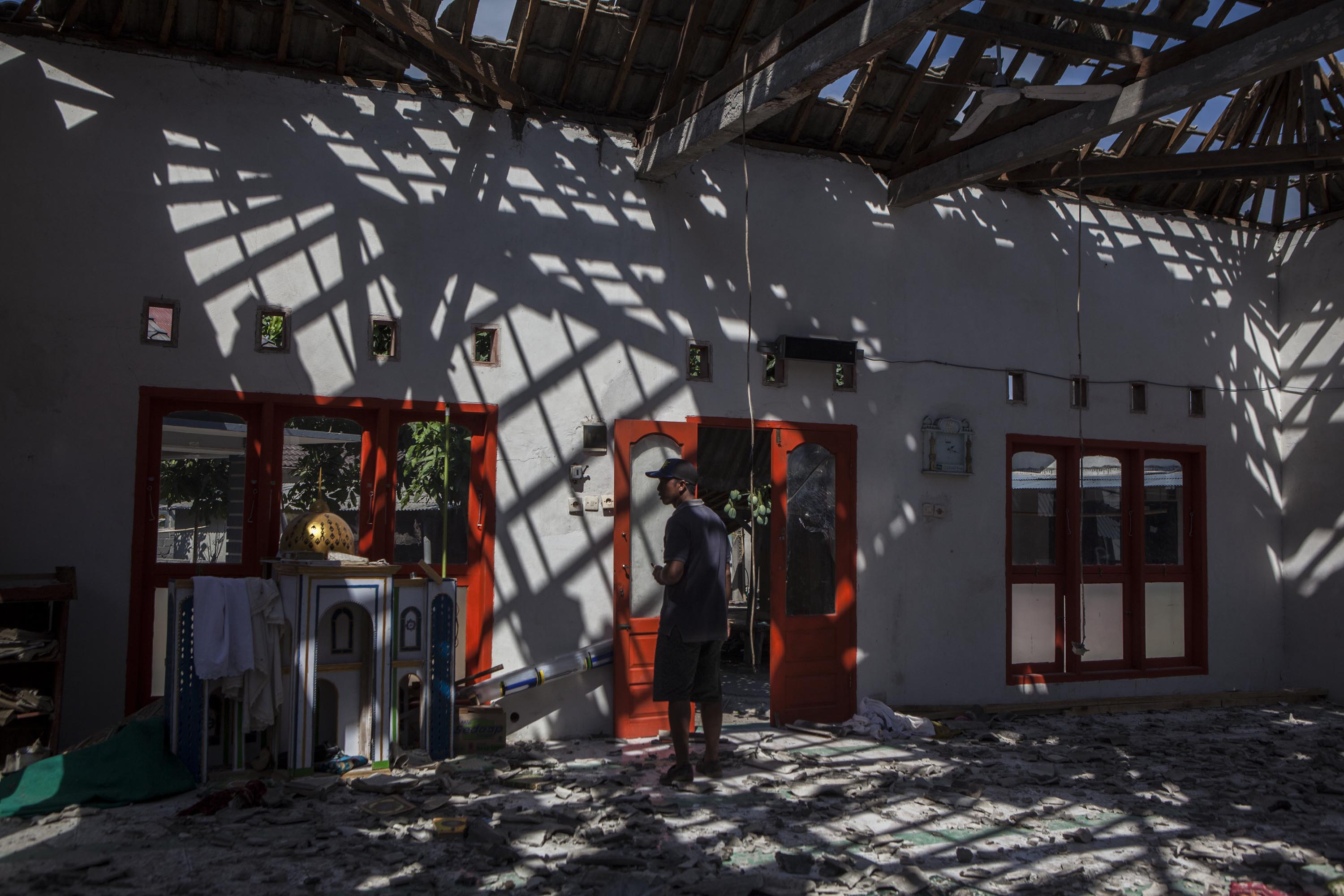 Lombok: After the Earthquake