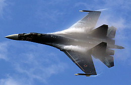 Japan Misidentifies Russian Su-35S Fighter Jet Approaching Japanese Airspace