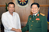 Vietnam-Philippines South China Sea Interactions in the Headlines with Naval Activity