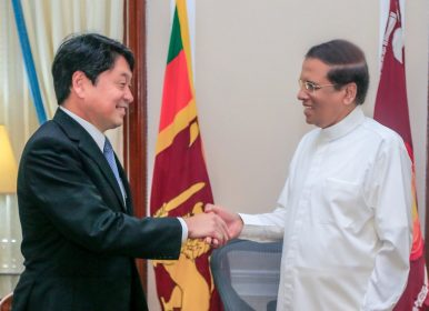 Japan Eyes Sri Lanka's Deep Water Port of Trincomalee