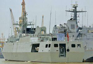 The Chinese Navy's Growing Anti-Submarine Warfare Capabilities
