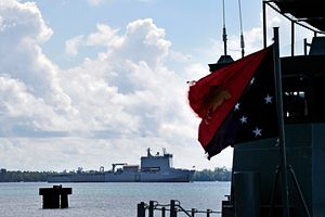 Australia and Papua New Guinea Close in on Manus Island Base Deal