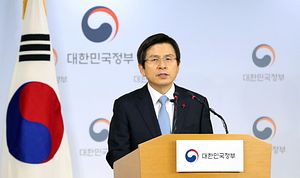 South Korea's Former PM Emerges as New Conservative Torchbearer