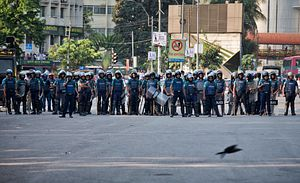 Bangladesh: The Anatomy of a Political Arrest