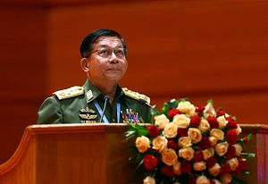 Myanmar's Military in the Headlines With 71st Air Force Anniversary