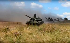 Russian, Chinese Troops Kick off Russia's Largest Military Exercise Since 1981