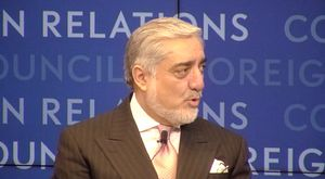 Afghan Chief Executive: US-Afghanistan Bilateral Security Agreement Here to Stay