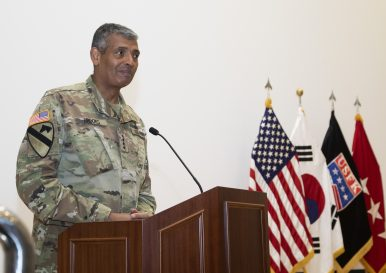 US Forces Korea Is About to See a Change in Command