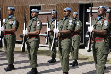 Fiji: The Peacekeepers