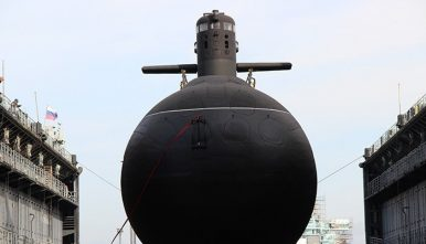 Russia Launches New Diesel-Electric Attack Submarine