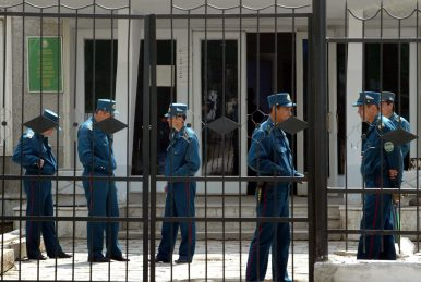Uzbekistan Looks to China for Policing Experience