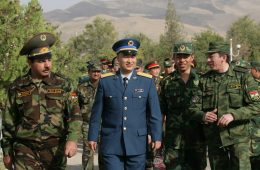 Why Is China's Top Military Official Visiting Central Asia?