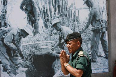 The Nepalis Fighting America's Wars