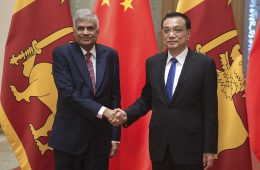 China Expands Its Footprint in Sri Lanka