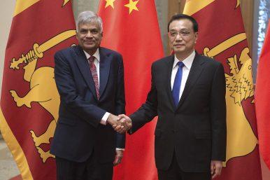 China Expands Its Footprint in Sri Lanka