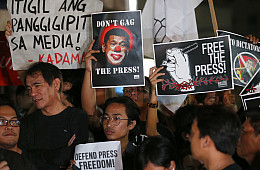 Duterte's Media War in the Philippines