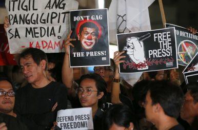 Duterte's Media War in the Philippines