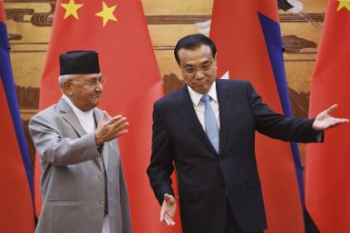 The Limits of Nepal's China Outreach