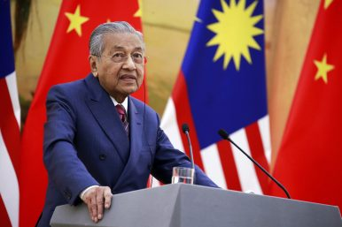Malaysia's China Policy: The More Things Change…
