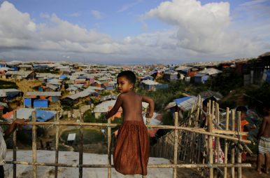 The Rohingya Crisis in Context