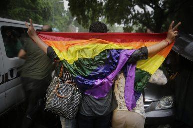 Pride Trumps Prejudice: India's Gay Sex Ban Is No More