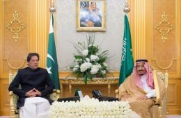 Pakistan-Saudi Arabia Relations in the Khan Era