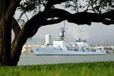 South China Sea: Philippine Navy Flagship Runs Aground at Half-Moon Shoal