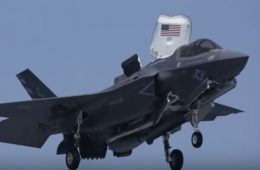 F-35B Stealth Fighter Bombs Ground Target in Afghanistan