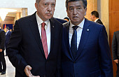 In Kyrgyzstan, Erdogan Again Warns of Gulen Network Coup