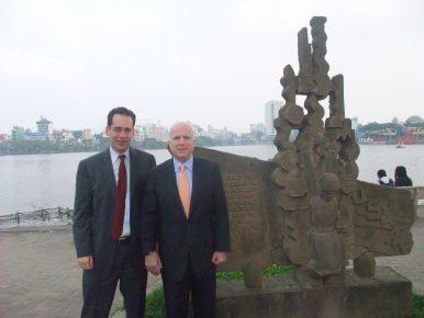 Essence of American Leadership: The Legacy of Senator John McCain