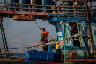 The Thai Sting: A Fishing Raid in the South China Sea
