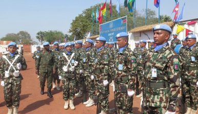 Nepal's Military Diplomacy