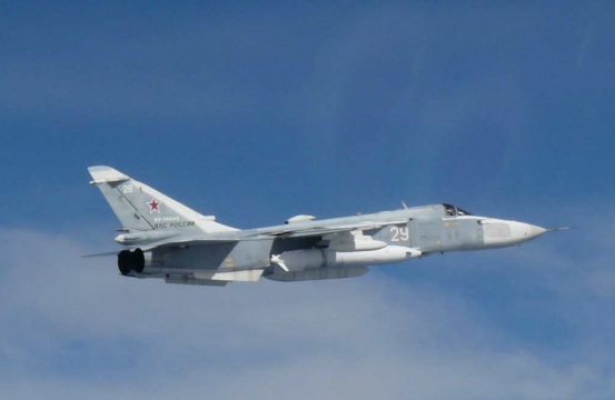 Japan Scrambles Fighter Jets To Intercept Russian Military