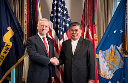 US-Malaysia Military Ties in Focus with Defense Ministerial Meeting