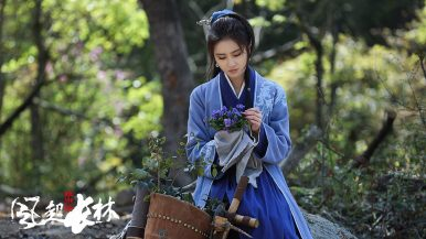 meet lin xi a progressive female character in a chinese drama the