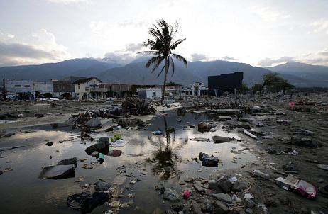Indonesia Devastated by Tsunami, Time Running Out