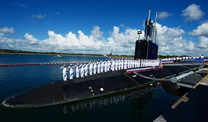 US Navy Commissions Latest Virginia-Class Nuclear-Powered Attack Submarine