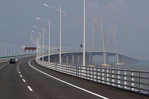 The Hong Kong-Zhuhai-Macau Bridge: White Elephant in the Pearl River