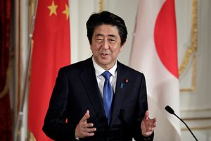 Amid US-China Tensions, Xi and Abe to Meet in Beijing