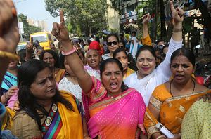 India Unleashes Its Own #MeToo