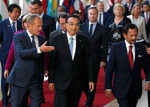 Europe's Challenge to China