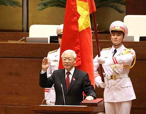 Vietnam's Communist Chief Is No Xi Jinping