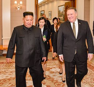 US-North Korea Diplomacy Picks Up With a Pompeo-Kim Encounter in Pyongyang