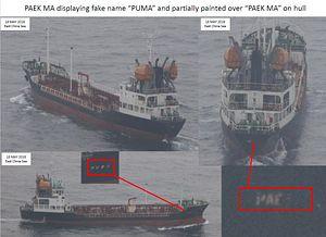 US Sheds Light on Sanctions-Busting North Korean Ship-to-Ship Transfer Activity