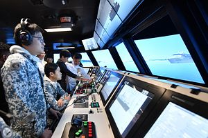 What's in Singapore's New Warship Center?