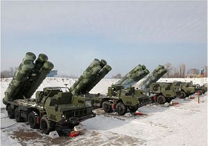Russia Accepts New S-400 Air Defense Regiment Into Service