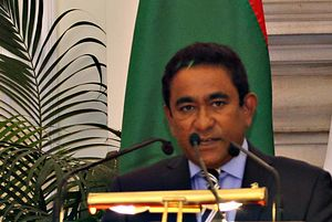 Former Maldives President Charged With Corruption, Money-Laundering